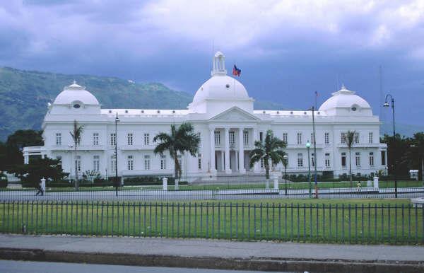 Palais national-HaitiPalais national-Haiti