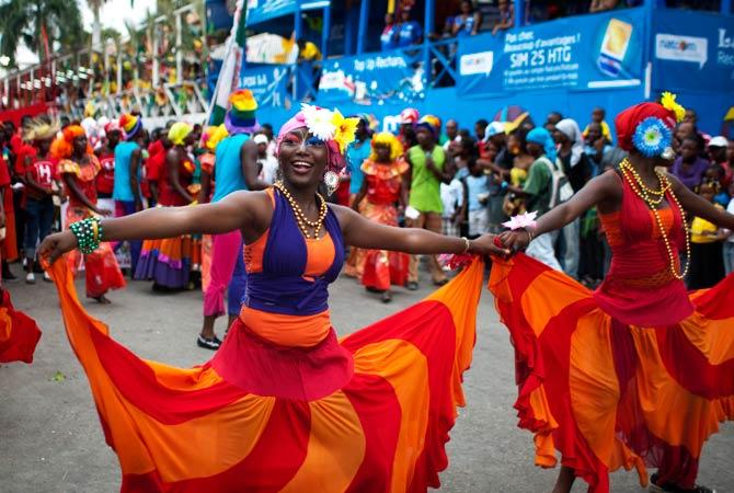 Haiti-Carnaval. Photo: alhaitienne.com