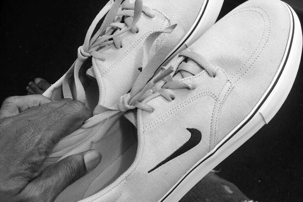 Chaussures Nike © Osman