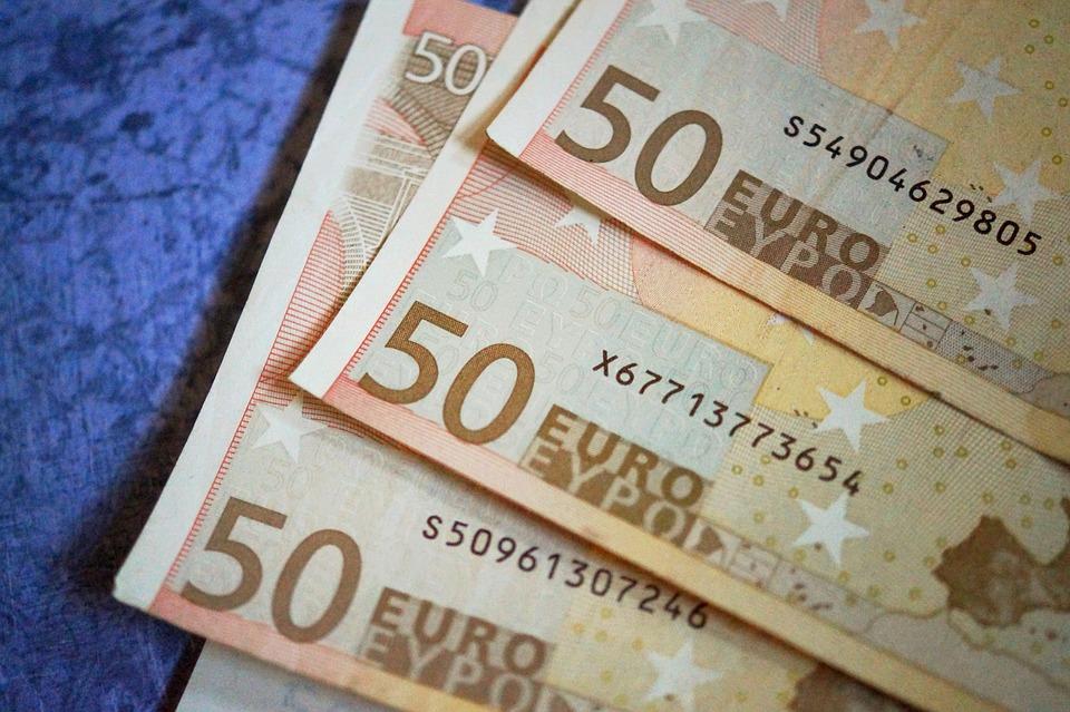 Money Euros (C) pixabay.com