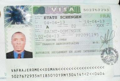 Mon visa Schengen