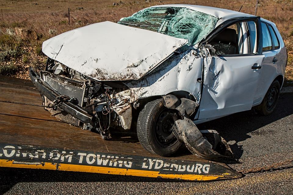 Accident de voiture (C) pixabay.com