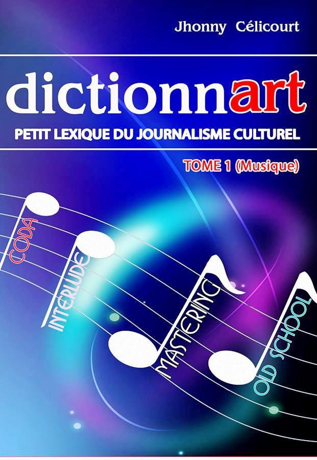 « dictionnArt »: Page de couverture