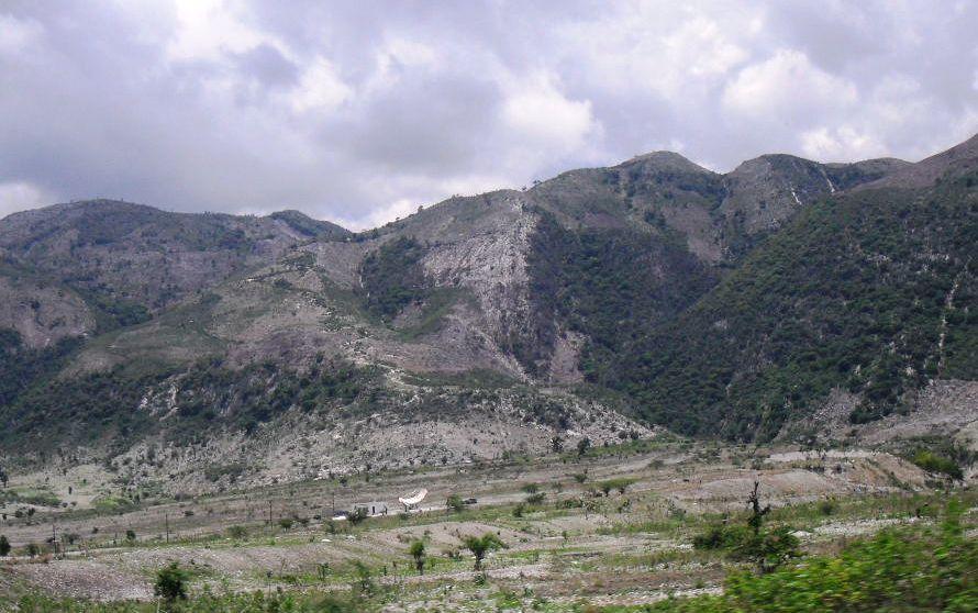Haïti-Environnement : Crédit photo Osman Jérôme