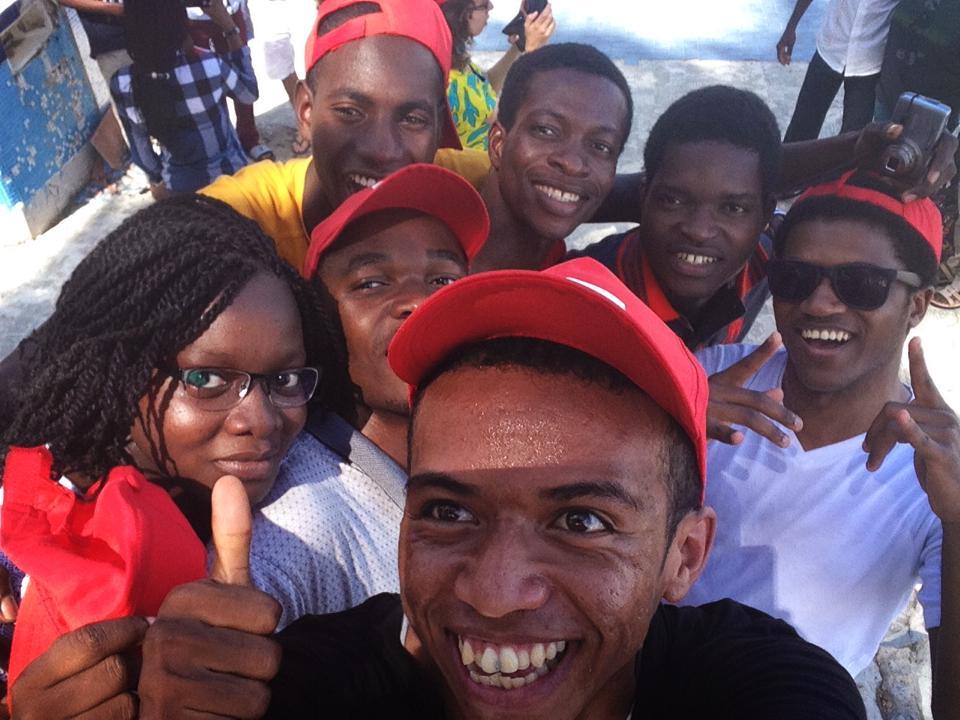 Mondoblog Abidjan-Selfie