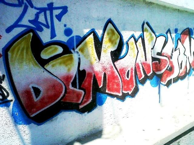 Rap Kreyol-Graffiti