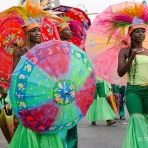 Carnaval des Fleurs à Port-au-Prince/Crédit photo : Tilou Jean Paul