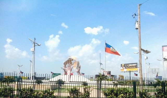 Carrefour Trois Mains, Port-au-Prince -Crédit photo : Osman Jérôme