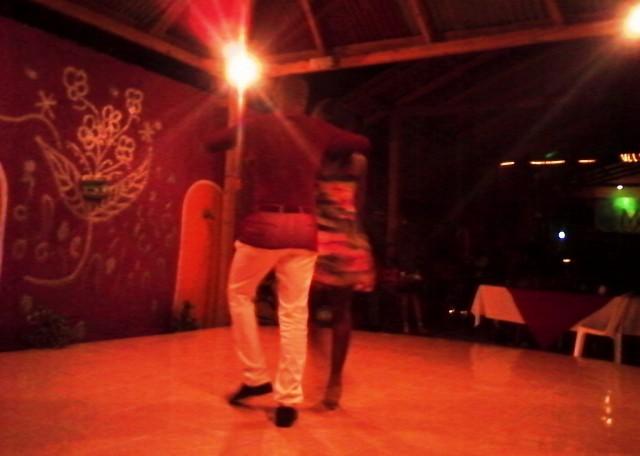 Quand l'instant est à la danse (Saint-Marc) © Osman
