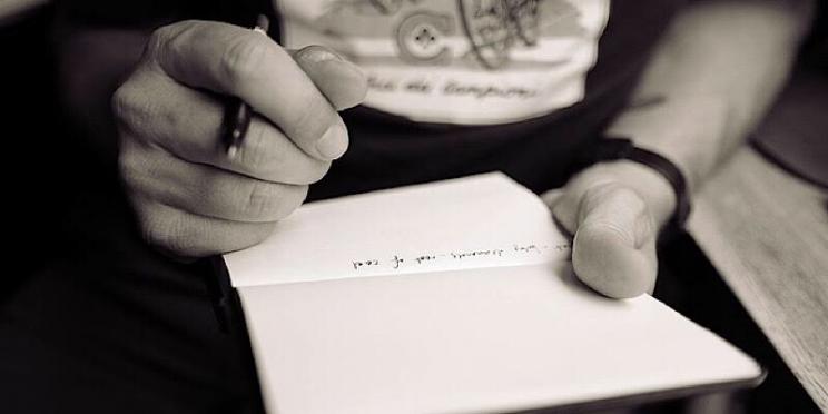Lettre écrite à la main (c) pixabay.com