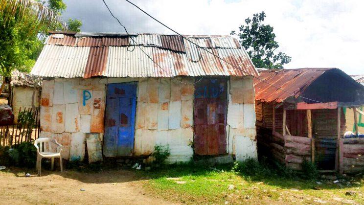 La petite maison délabrée -Crédit photo: Osman
