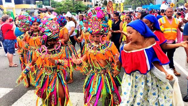 Carnaval de Puerto Plata, République dominicaine (C) Osman