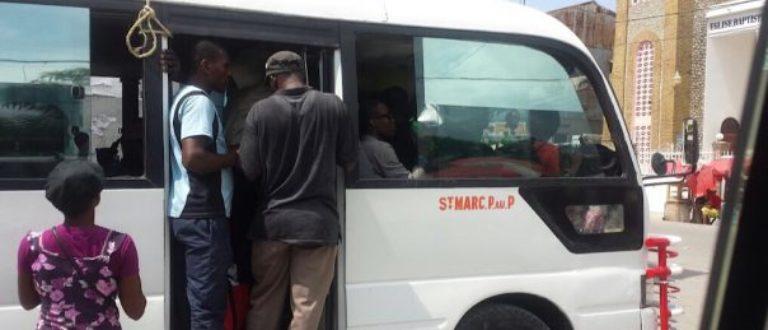 Article : Haïti : transports en commun ou suicide collectif