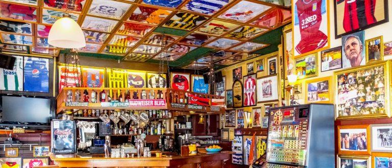 Article : Le foot, c'est beaucoup mieux au bar